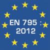 L'ensemble des produits VERTIC sont conformes à la norme EN 795 : 2012