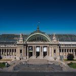 Système rail antichute incliné COMBIRAIL - Grand Palais Paris