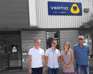 VERTIC keeps enjoying its international growth and is proud to share with you the opening of its Canadian subsidiary VERTIC Inc.